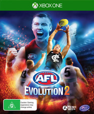 AFL Evolution 2 Xbox One Game NEW