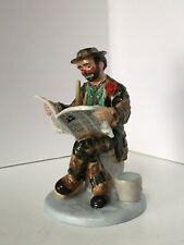 The Original Circus Collection Emmet Kelly Figurine 7� Ltd Ed 506