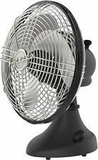 Vornado Silver Swan S Vintage 3-Speeds Oscillating Fan