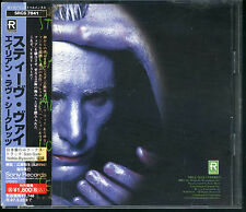 STEVE VAI-Alien Love Secrets Japan CD w/OBI