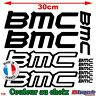 11 Stickers BMC - Autocollants Adhésifs Cadre Velo Bike VTT Montain - 199