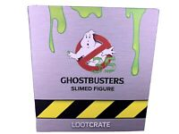 Ghostbusters Slimed Figure 2019 Columbia Pictures SealedNEW LootCrate Exclusive
