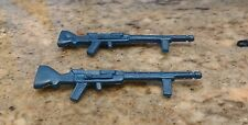 Vintage~Kenner~Star Wars~Hoth Snowtrooper~Rifle ~Weapon~X2