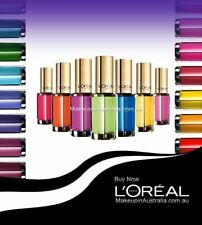 LOREAL Color Riche Nail Polish-5ml-Manicure-Pedicure-Choose your Color-women