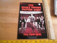 The Rocky Horror Picture Show Caliber #1 comic Vf 1990 Photo cover