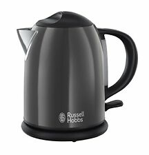 Russell Hobbs 20192-70 Bouilloire Compact Storm Gris