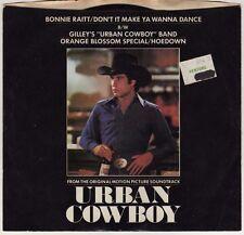 """Bonnie Raitt """"Orange Blossom Special / Don't It Make Ya Wanna Dance"""" NM 45 RPM"""