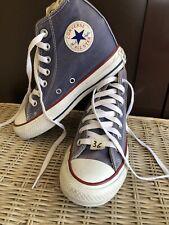 Converse All Star Usate Con Zeppa N. 36