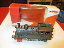 2 MARKLIN 3029 HO TRAIN ENGINES ONE WORKING AND ONE FOR PARTS