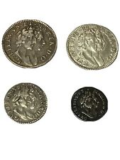 More details for william and mary maundy coins