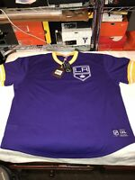 Mitchell & Ness Los Angeles Kings Mesh Jersey Sz 3xl