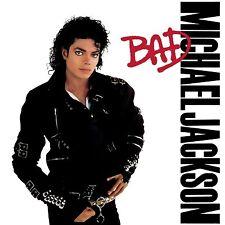 Michael Jackson BAD 7th Album 180g GATEFOLD New Sealed Vinyl Record LP