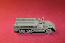 1/72ND SCALE 3D PRINTED WW II  U. S. ARMY DODGE WC-62 1.5 TON 6X6 OPEN WIN UP
