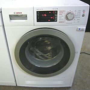 274 Bosch Series 6. eco-silence 7kg Washer Dryer WVH28422GB DELIVERY + INSTALL A