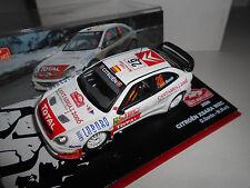 CITROEN XSARA WRC RALLY MONTE CARLO 2006 SORDO ALTAYA IXO 1/43