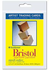 Strathmore Art Trading Cards Smooth Bristol