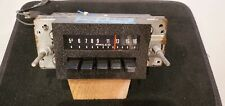 1975 70's Ford Granada (also Other Models) Vintage Parts; Am Radio