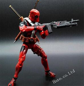 DEADPOOL Action Figure Universe X-Man Comic Series PVC Kids Toy Gift