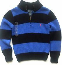 Ralph Lauren Boys' 100% Cotton Jumpers & Cardigans (2-16 Years)