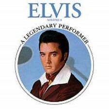 ELVIS CD LEGENDARY PERFORMER VOLUME 8