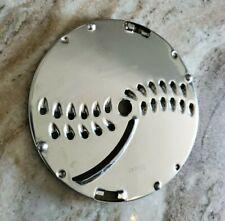 Chef's Delight Food Processor 50014 Stainless Steel Disc Slicer Shredder Blade