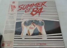Summer Of 84 OST  MUSIC RECORD- VINYL 2-LP LE MATOS - NEW SEALED
