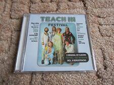 Teach In - Festival / Get On Board 2CD