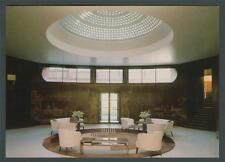 Eltham Palace. Entrance Hall. 1937 recreation Postcard    z.149