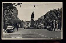 Hants WINCHESTER c.1950 REAL PHOTO PPC STREET SCENE