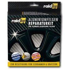 KIT REPARATION JANTE ALU NOIR BRILLANT FIAT 500 ABARTH 1.4 TURBO