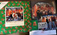 BROS The Bros Christmas Box JAPAN PICTURE LP+CASSETTE 30.3Z-2 w/STICKER-OBI