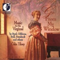 Bull, Gibbons, Morley and others Byrd - Go from My Window - [CD]