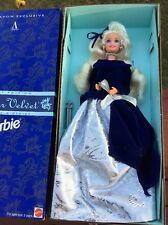 Winter��Velvet 1995 Barbie Doll new box 1st first series avon exclusiv spec edit