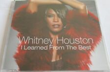 """WHITNEY HOUSTON - MAXI CD """"I LEARNED FROM THE BEST"""" - NEW - NEUF"""