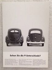 Volkswagen - Split Window/ Regular!  Post Card 1st On eBay Car Postcard. Own It!