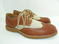 Men's Sperry Top-Sider Gold Cup Bellingham Wingtip Oxford Tan STS10761 Size 11