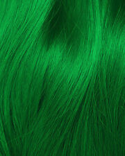 Genuine Lime Crime Unicorn Hair Colour Dye Jello Emerald Green Vegan Semi Perm