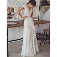 cinnamou Schlichtes Kleid Damen Zweiteiliges Strickkleid aus Spitze Zwei St/ücke charmante einfarbige Mutter der Braut Spitzenkleider
