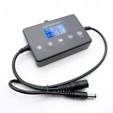 LED Light Timer Dimmer Controller For Fish Tank Light Aquarium Dimming System