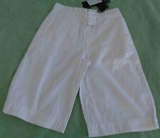 CLOSED Hose Gr. DE 36 IT 42 Weiß Damen women's shorts