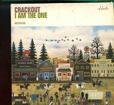 Crackout / I Am The One - CD Card Sleeve