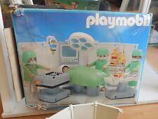 Playmobil System Operation Room set in Box (Playmobil nr: 3459)