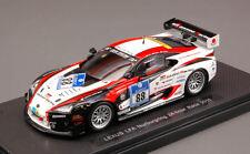 Lexus LFA #88 Nurburgring 24H 24-hour Race 2011 1:43 Model 44635 EBBRO