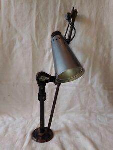 ANCIENNE LAMPE INDUSTRIELLE