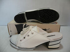 CONVERSE ALL STAR HI HEELED MULE SANDAL VINTAGE WOMEN SHOES 59098 SIZE 5.5 NEW