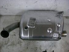 2018 skidoo 850 e tech MUFFLER exhaust can #149