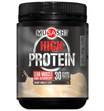MUSASHI P30 High Protein Powder Creamy Vanilla 375g