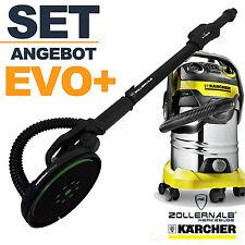 ZOLLERNALB Kormoran EVO+ Long Neck Sander + Kärcher MV6 P Premium Vacuum New