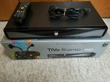 TiVo Roamio Pro (3Tb) 6 Tuner Dvr With Lifetime Service