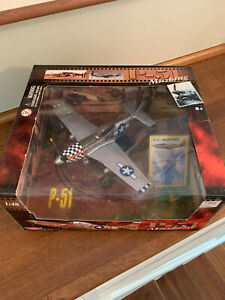 "MOTORMAX  P-51 MUSTANG ""BUCKEYE BLITZ VI""  1/48 SCALE - SEALED IN BOX (76336)"